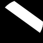 Black shirt and white print